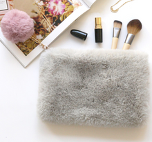 Load image into Gallery viewer, Fluffy Pom Pom Pouch