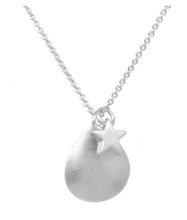 Load image into Gallery viewer, One in a million silver necklace