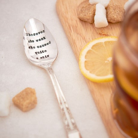 Teaspoon -