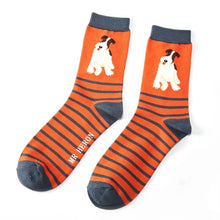 Load image into Gallery viewer, Men's Terrier Bamboo Socks