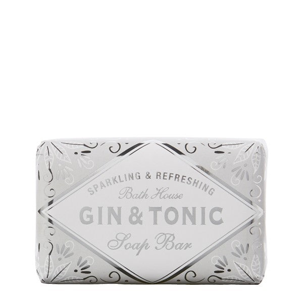 Gin and Tonic Soap