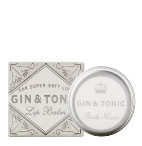Gin and Tonic Lip Balm