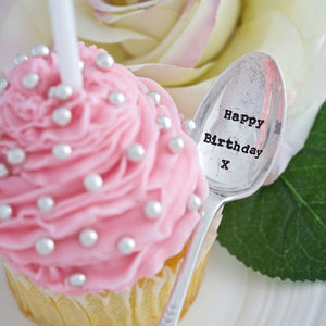 Teaspoon – 'Happy Birthday'
