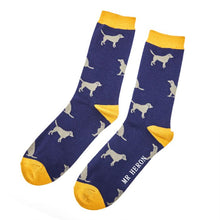 Load image into Gallery viewer, Men's Labrador Bamboo Socks