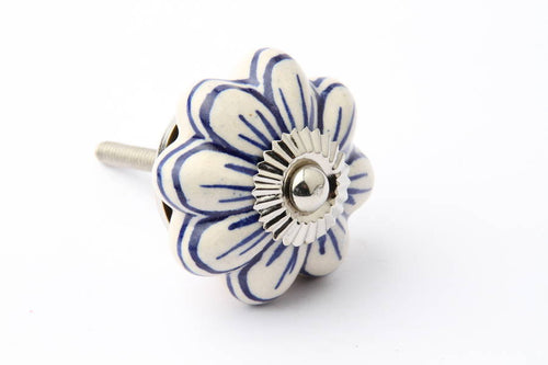 Flower Pattern Drawer Knob