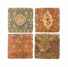 Load image into Gallery viewer, Liberty Print Coasters Set of Four