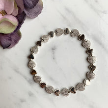 Load image into Gallery viewer, Hearts Bracelet
