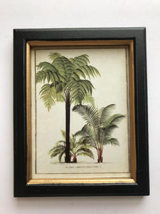 Framed Palm Print Small (Vertical) OUT OF STOCK
