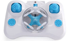 The Microdrone - The Smallest RC Quadcopter in the World