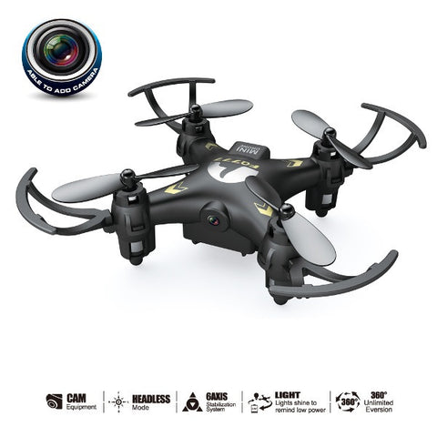 Black Widow Nano Drone with Camera