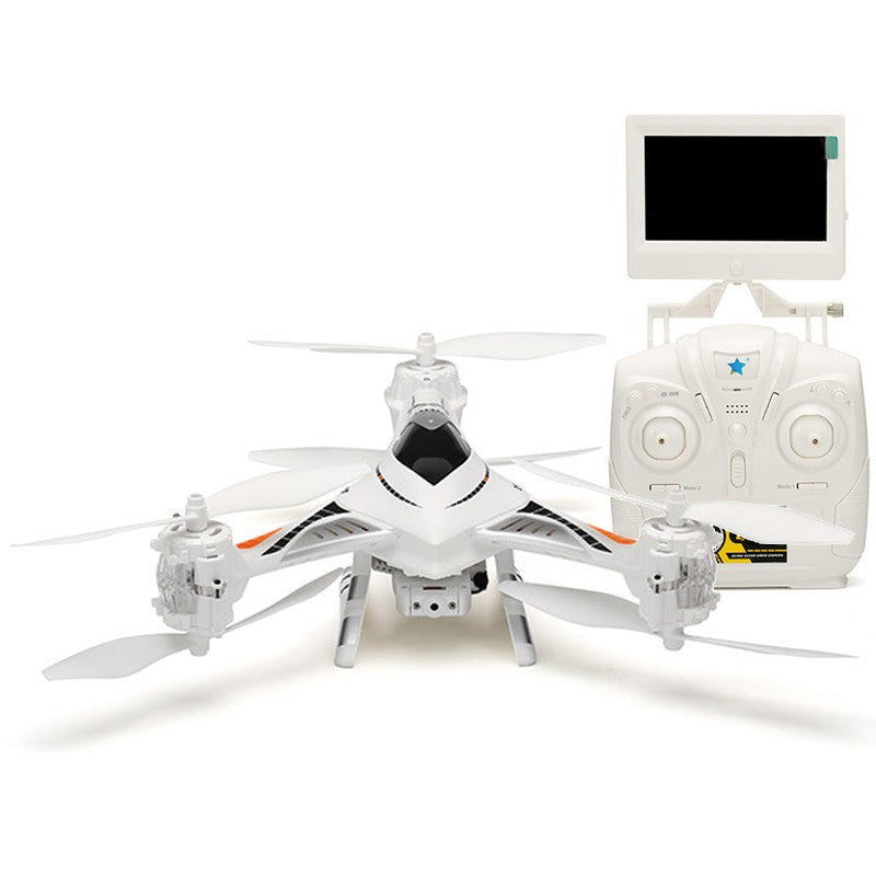 Nano Tricopter with HD camera live feed!