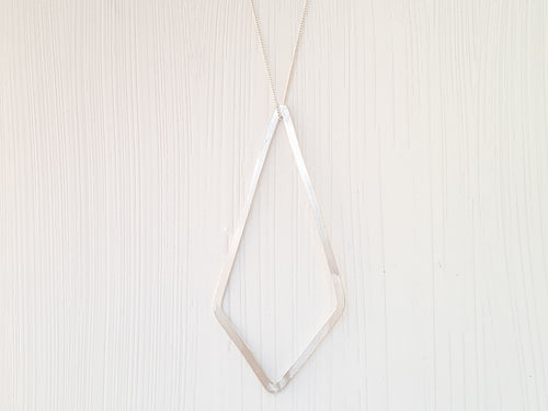 Geometrica Diamond Necklace