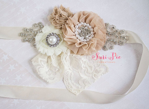 Flower Girl Sash, Rustic Sash, Burlap Sash, Flower Girl Belt, Bridal Belt/Sash, Bridesmaid Sashes, Maternity Sash, Flower Girl Sashes