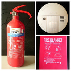 Home Fire Safety Value Pack