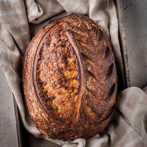 100% Whole Wheat Sourdough Bread- Buy Freshly Roasted Coffee Beans Online - Blue Tokai Coffee Roasters