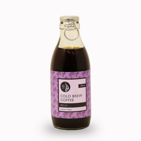 Bottled Cold Brew Bold- Buy Freshly Roasted Coffee Beans Online - Blue Tokai Coffee Roasters