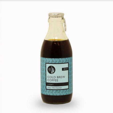 Bottled Cold Brew Light- Buy Freshly Roasted Coffee Beans Online - Blue Tokai Coffee Roasters