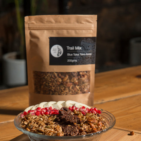 Trail Mix (200g)- Buy Freshly Roasted Coffee Beans Online - Blue Tokai Coffee Roasters
