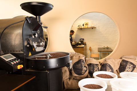 Intro to Roasting- Buy Freshly Roasted Coffee Beans Online - Blue Tokai Coffee Roasters