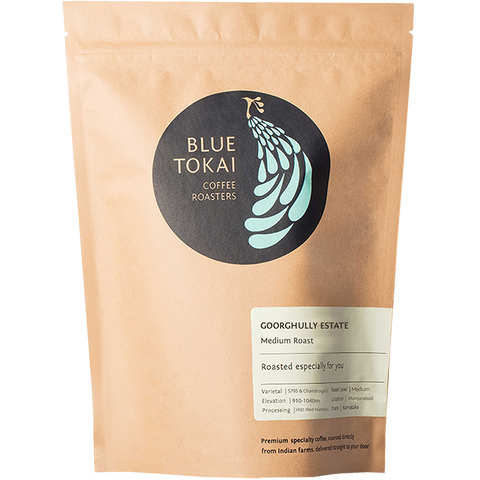 Goorghully Estate- Buy Freshly Roasted Coffee Beans Online - Blue Tokai Coffee Roasters