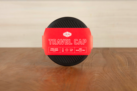 Aeropress Travel Cap- Buy Freshly Roasted Coffee Beans Online - Blue Tokai Coffee Roasters