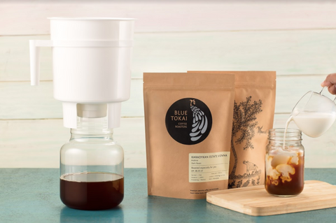 Toddy Cold Brew System- Buy Freshly Roasted Coffee Beans Online - Blue Tokai Coffee Roasters