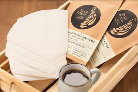 Moccamaster Filter Papers- Buy Freshly Roasted Coffee Beans Online - Blue Tokai Coffee Roasters