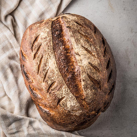 Country Sourdough Bread- Buy Freshly Roasted Coffee Beans Online - Blue Tokai Coffee Roasters
