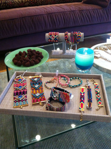 Favery Trunk Show