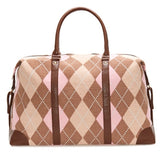 Highland Argyle Duffle Bag