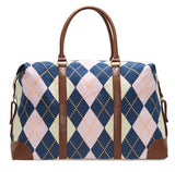 Campbell Argyle Duffle Bag