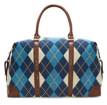 Duke Argyle Duffle Bag