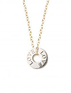 Miriam Merenfeld Mini Love Token Necklace