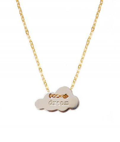 Miriam Merenfeld Mini Day Dream Cloud Necklace