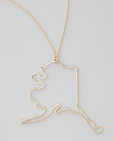 Gauge NYC Alaska Pendant Necklace