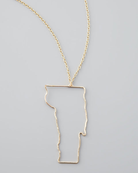 Gauge NYC Vermont Pendant Necklace