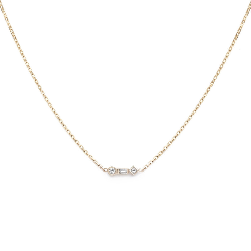 stone diamond chain drop bail itm yellow gold with pendant and
