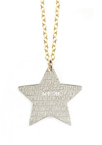 Miriam Merenfeld Star Necklace