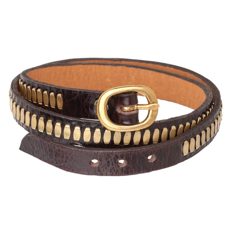 Nita Leather Wrap Bracelet