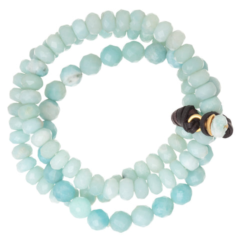 Aventurine Gemstone Stretch Bracelets