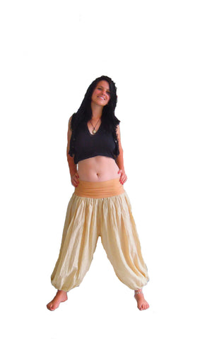 Balloon Baggy Pants