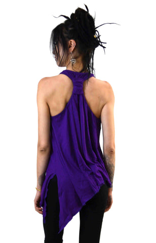 Long Pixie vest top