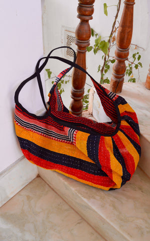 Desert Boho Banana Beach Bag