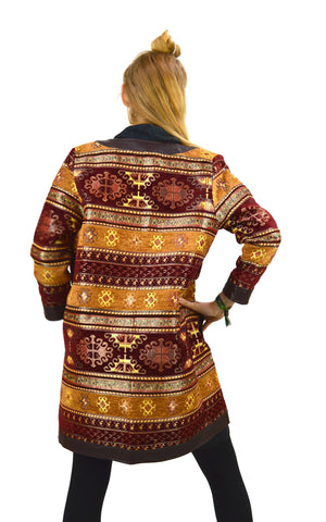 Tribal Ethnic Dream Coat
