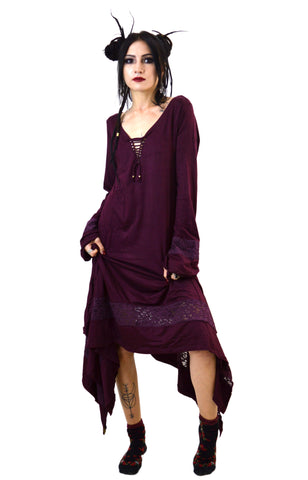 Kurta Dress Long Sleeve