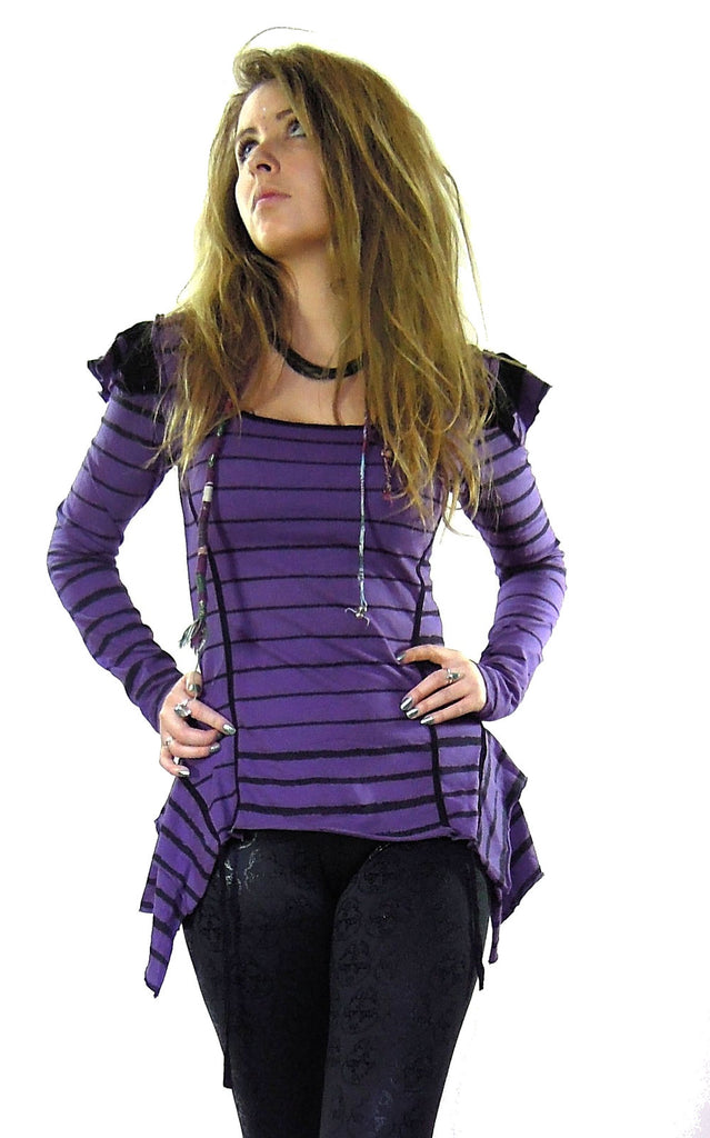 Junus Steampunk Top