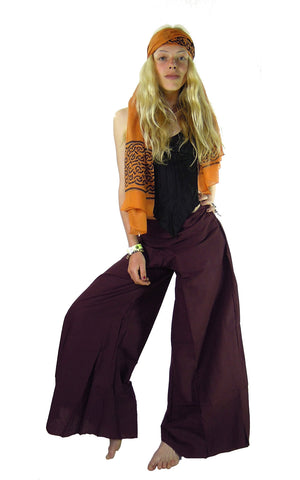 Flares Wide leg pants 70's style