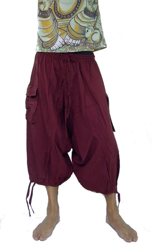 Baggy Pants Afghan Shorts