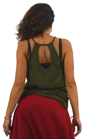 Girls Tank Top ,Yoga Vest Top