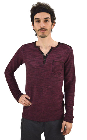 Mens Long Sleeve Winter Shirt.